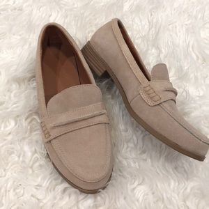 Universal Thread Tan Loafers